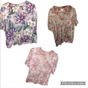Women's medium Jaclyn Smith vintage tops